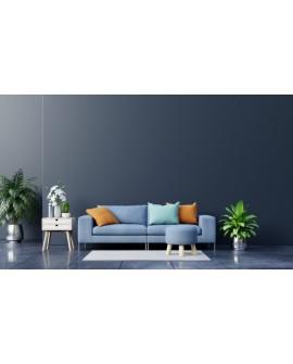 Papel de parede para sala: como escolher o ideal