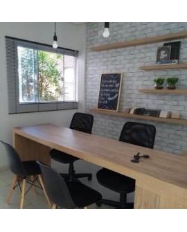 Papel de parede no ambiente de trabalho: detalhe que agrega valor